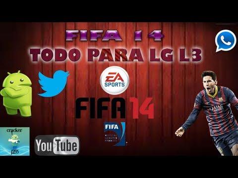 FIFA 14 PARA LG L3