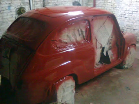Fiat 600 S mod 77 Preparado el Ultimo Video