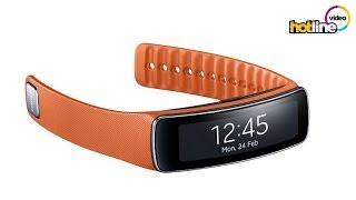 Обзор смарт-браслета Samsung Gear Fit
