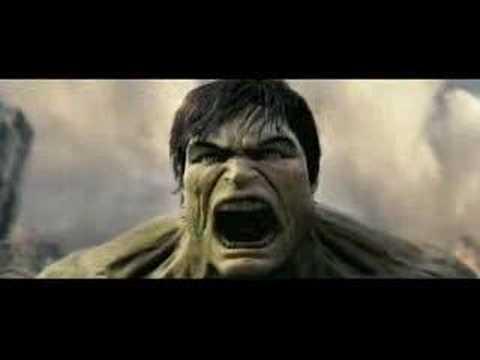 The Incredible Hulk Trailer 2