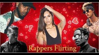 Rappes Flirting 😘