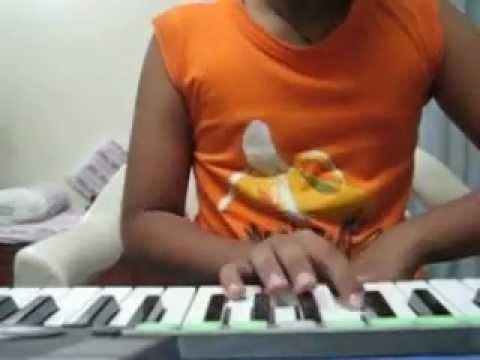 Indian National Anthem Jana Gana Mana Instrumental on Keyboard...