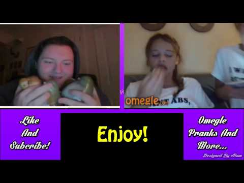 Omegle Funny Moments - Birds and Rude Girls -
