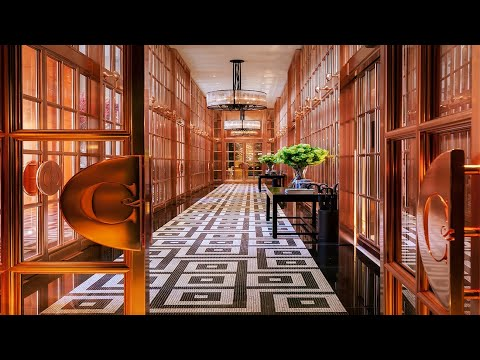 Inside London's most luxurious hotel: ROSEWOOD LONDON. Impressions & review!