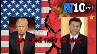 Nóng: Mỹ Khuyên Trung Cộng Suy Nghĩ 2 Lần Khi Tuyên Bố- Tập Cận Bình Ra Lệnh Sẵng Sàng Chiến Đấu