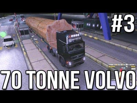 Seventy Tonne Volvo (Part #3) - Euro Truck Simulator 2