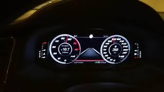 Seat Cupra 300 ST - Gear change fart