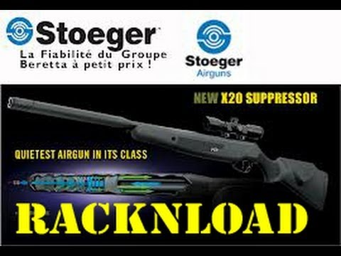 STOEGER X20 SUPPRESSOR  FULL REVIEW by RACKNLOAD