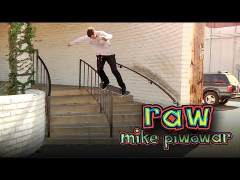 "Mike Piwowar ""i AM blind"" Part | RAW"