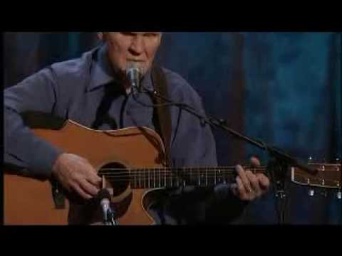 Doc Watson - Walk On Boy Live