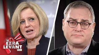 "Notley ""dumped"" foreign-funded anti-oil activists on Alberta 