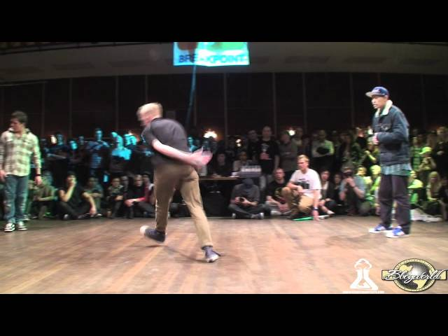 DE KLAN vs RUGGED SOLUTIONS (FLOOR WARS 2012) WWW.BBOYWORLD.COM