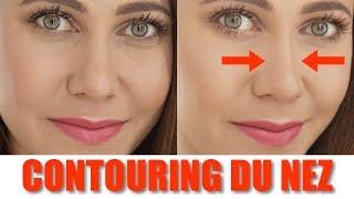 0% CHIRURGIE! Comment affiner son nez grâce au maquillage: le contouring du nez!Colashood2