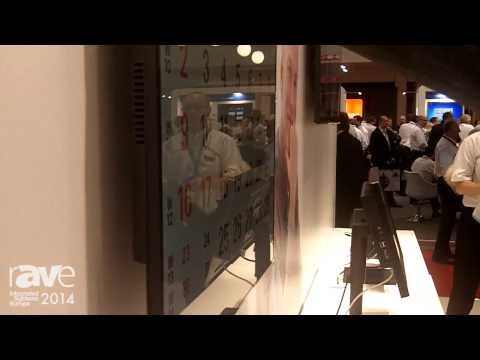 ISE 2014: Samsung Showcases UE Series of Displays