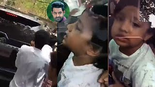 NTR Birthday Celebrations With His Wife Pranathi And Son | NTR Birthday Celebrations | Filmylooks