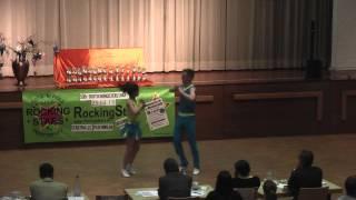Lisa Haslbeck & Dominik Stubenvoll - Süddeutsche Meisterschaft 2015