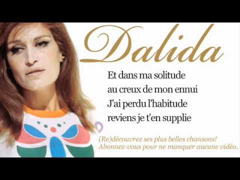 Dalida - J ai reve