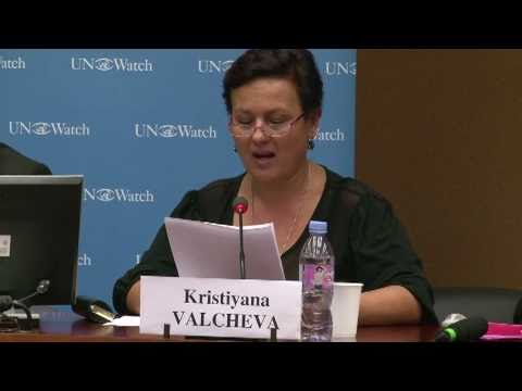 Bulgarian nurse tortured by Qaddafi regime testifies at UN: Why is Libya on UN rights council?