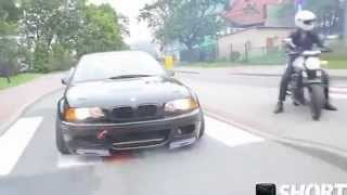 DRIFT BMW M3 E46 Street Drift & Burnout
