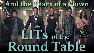 The Librarians | And the Tears of a Clown Discussion | LITs of the Round Table