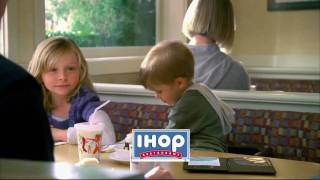 IHOP Commercial (I got This)