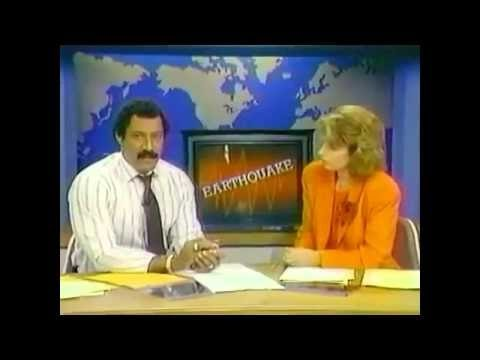 KTVU 1989 - Loma Prieta Earthquake News Clips - Fox 2 San Francisco 80s