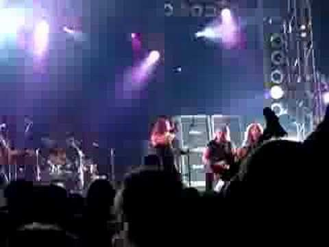 Kai Hansen feat. Stormwarrior - Heavy Metal Is The Law WOA07