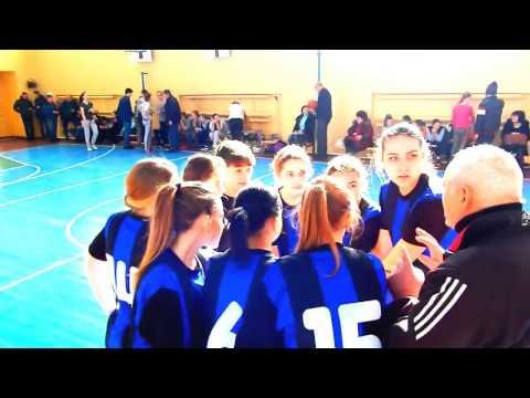 Девчонки♥ КУОШ№1♥ Баскетбол1