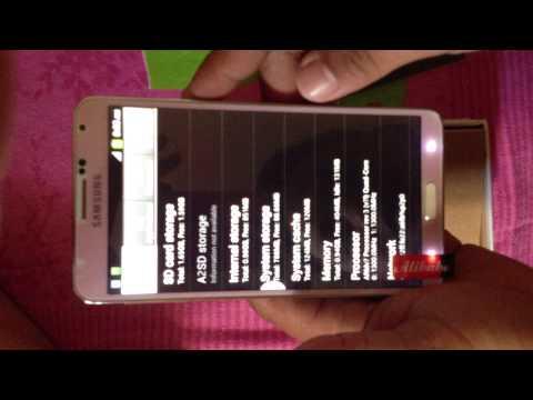 Samsung Galaxy Note3 Topclass Korea Version Latest Review