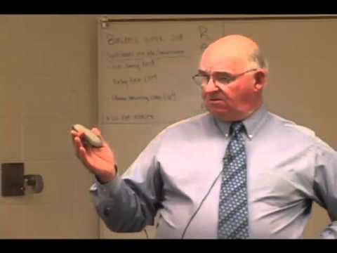 Information Technology Lecture Series: David Berg