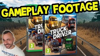 Truck Driver | 20 minutes of Game Footage