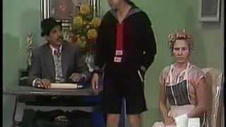 Chaves 1975 Episódio 15 - O julgamento do Chaves Parte 2