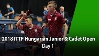 2018 Hungarian Junior Cadet open D1