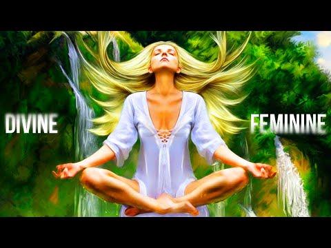 Relaxing Music for Healing female energy  Meditation Music