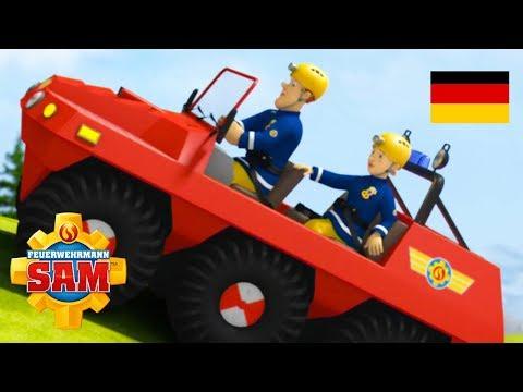 Feuerwehrmann Sam Deutsch Neue Folgen | Der Abenteuer-Ausflug  🚒Kinderfilm | Zeichentrick für Kinder