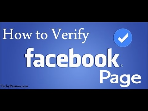 Verify Facebook Page in Just 10 Seconds and & 3 Steps!