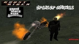 GTA San Andreas - Ghost Rider: El Vengador Fantasma (Trailer Oficial) (English Sub)