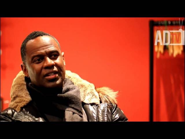 "Brian McKnight: ""The Challenge Crossing Over For Black Artists"""