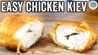 EASY CHICKEN KIEV RECIPE