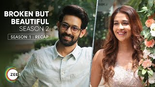 Broken But Beautiful | Season 1 Recap | Veer & Sameera's Story So Far | Premieres 27th Nov On ZEE5