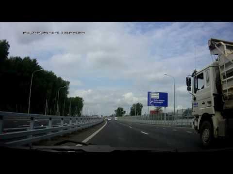 Борский мост, день открытия (31.07.2017)
