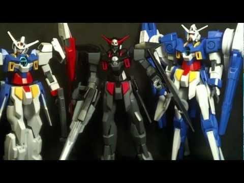 1/144 HG Gundam Age 2 Darkhound Review