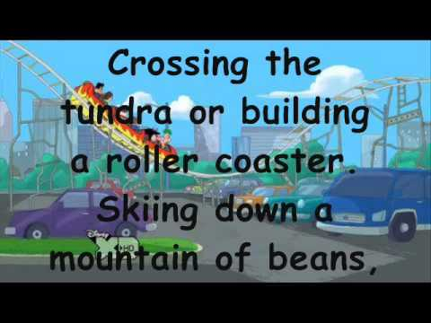 Phineas and Ferb Theme song full with lyrics