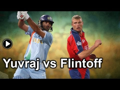Yuvraj Singh Vs Andrew Flintoff: What Led To The Six Sixes In Stuart Broad's Over? video
