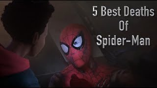 5 Best Deaths Of Spider-Man
