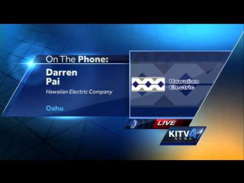 Power outages affecting thousands on Big Island