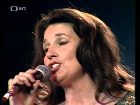 Anita Carter - Don't Worry 'Bout Me (Live in Prague)