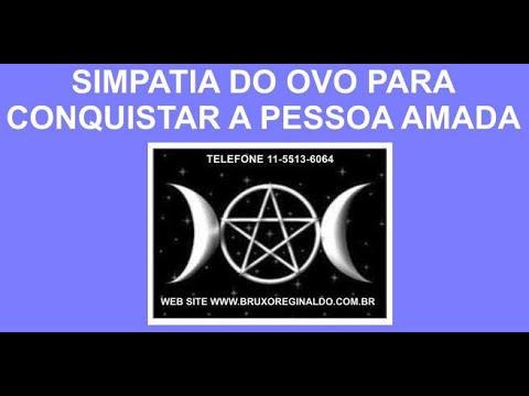 SIMPATIA DO OVO PARA CONQUISTAR A PESSOA AMADA