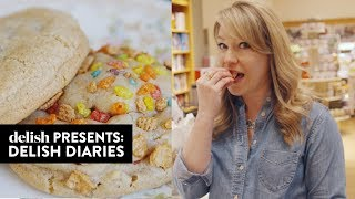 Delish Diaries: Milk Jar Cookies | Delish