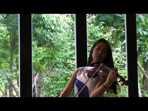 Secret Garden, violin, Soohyun (Sue) Lee, Fay School